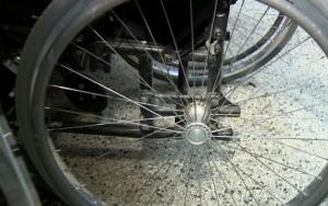 wheelchair-closeup
