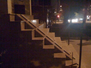 wheelchair-ramp-night