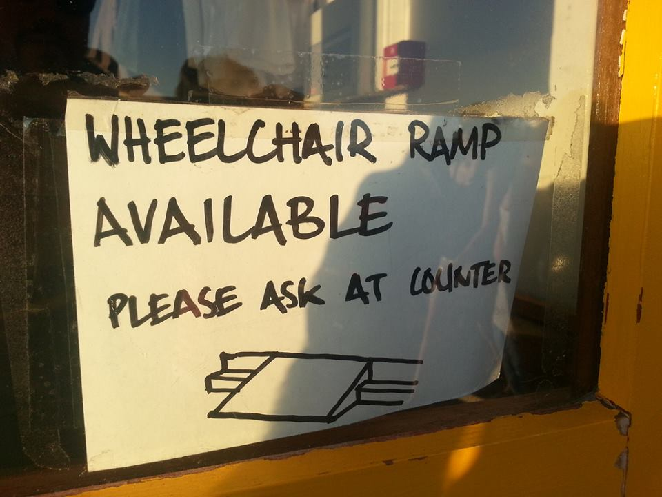 Why Can T All Buildings Have Disabled Access